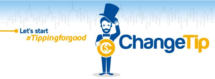 Λογότυπο ChangeTip
