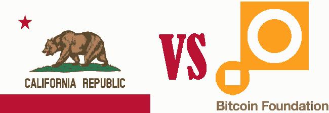 Καλιφόρνια εναντίον του Bitcoin