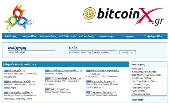 Ελληνικός Bitcoin Κατάλογος