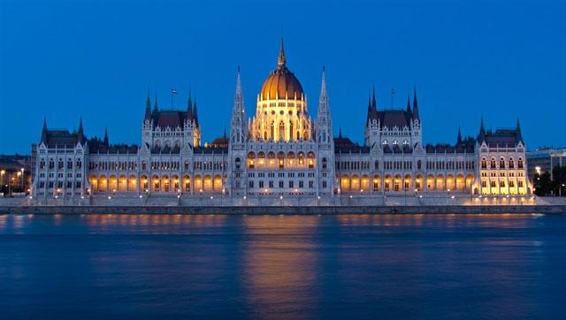 Βουδαπέστη - Κοινοβούλιο