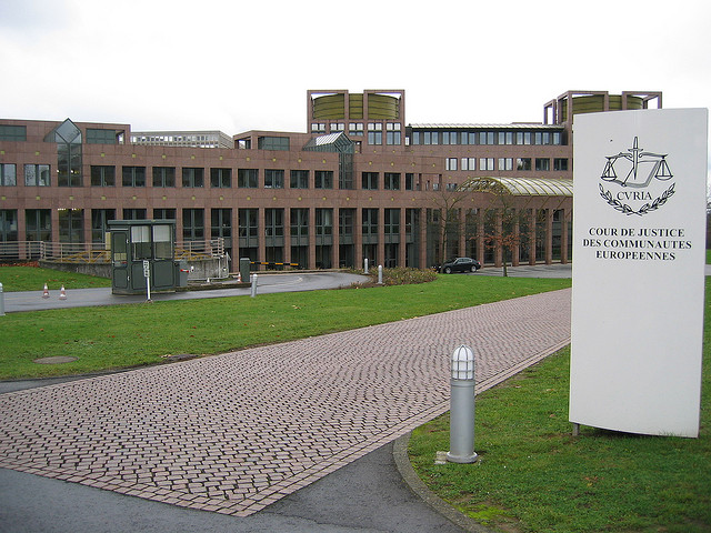 Δικαστήριο της Ευρωπαϊκής Ένωσης (ΔΕΕ)