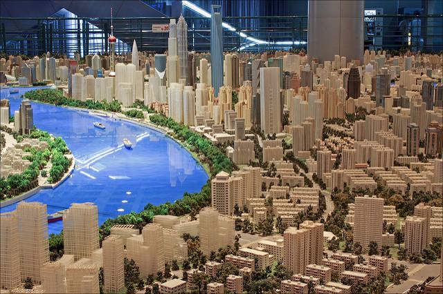 Shanghai Urban Planning Exhibition Center 10 από Jason Wesley Upton